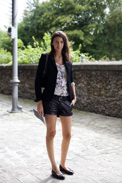 Geraldine Saglio of Vogue Paris-Courtesy Garance Dore