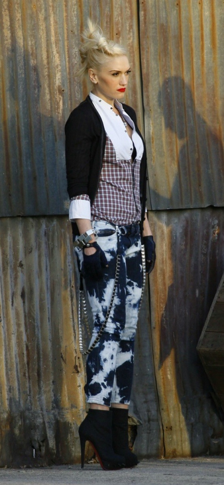 Gwen Stefani Courtesy Zimbio.com