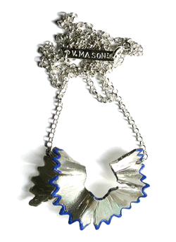 Sharpened Necklace- Victoria Mason