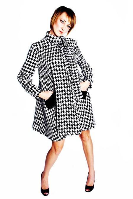 IMG_6420 done glam_Houndstooth swing coat