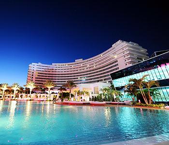 Famous Fontainbleu Hotel