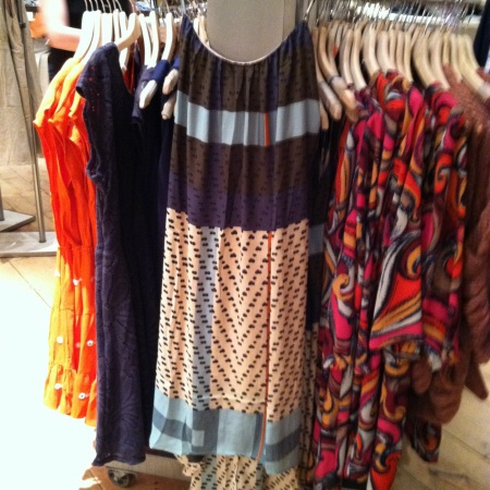 Dress at Anthropologie..forget the designer.