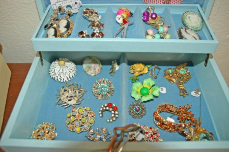 n brooches