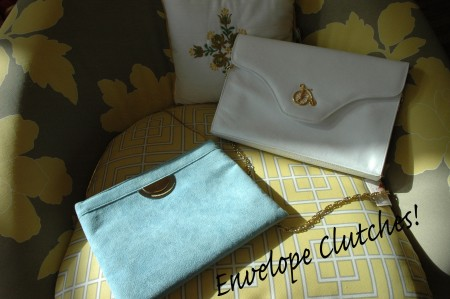 n envelope clutches