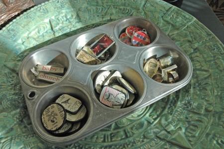 n muffin tin