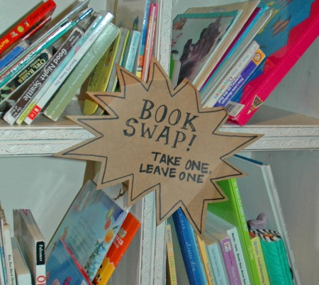 SL book swap