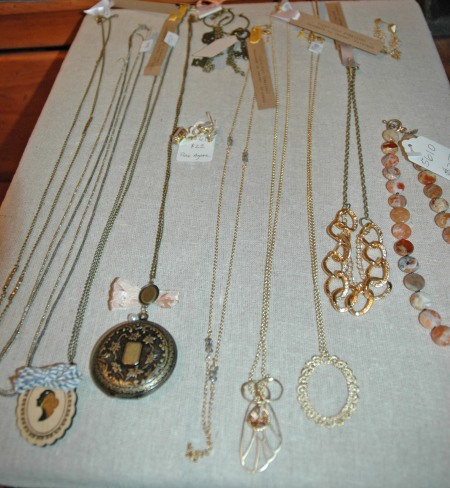 SL necklaces