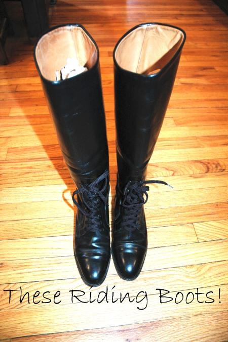 SL riding boots